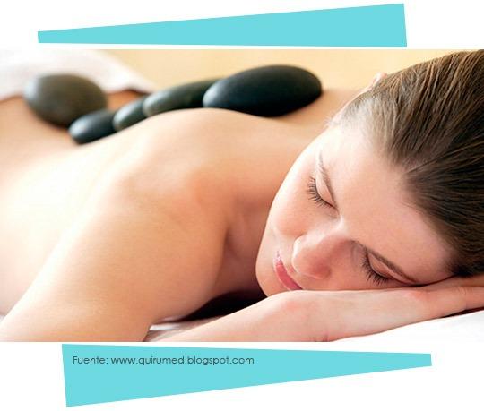 Relájate y disfruta de los beneficios de un buen masaje