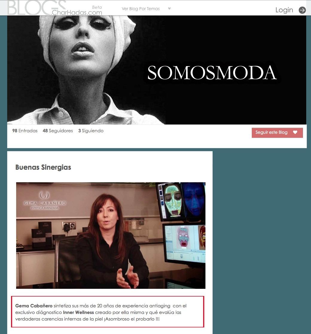blogs Somos moda CharHadas