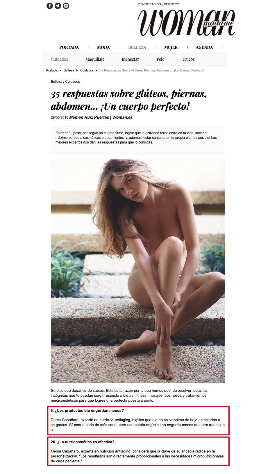 woman junio Gema Cabañero