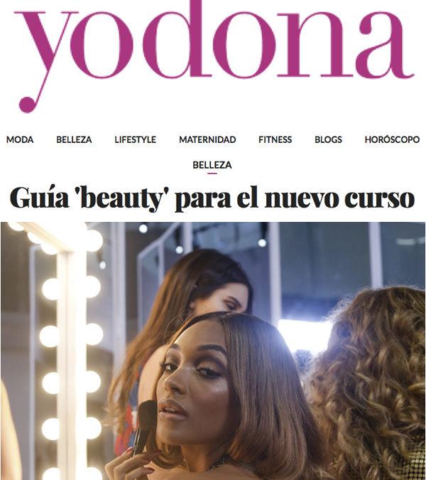 Guía 'beauty' para el nuevo curso