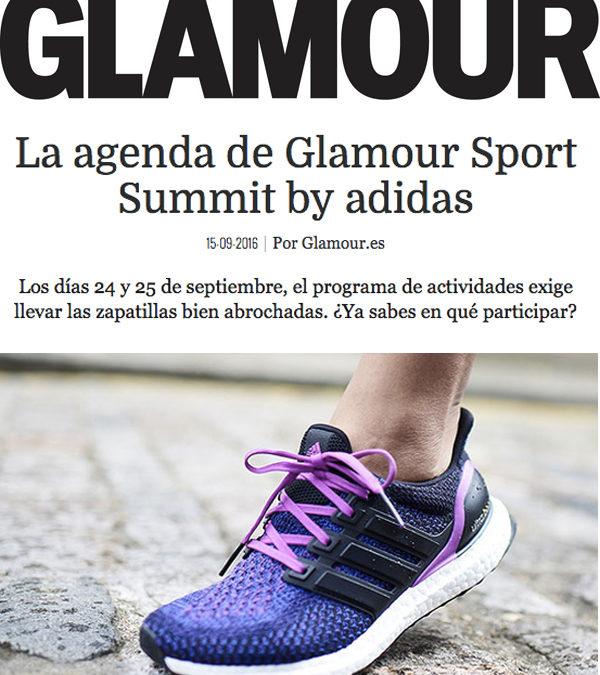 La agenda de Glamour Sport Summit by Adidas