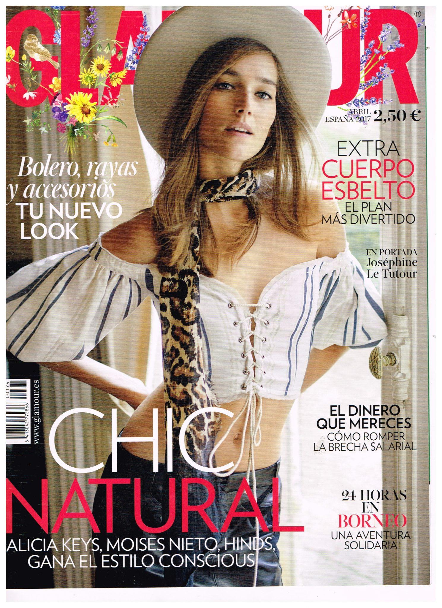 Vitamina C en revista glamour