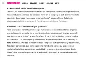 Screen Shot 2018 02 19 at 10.54.27 Declaraciones de Gema en Cosmopólitan. Madrid