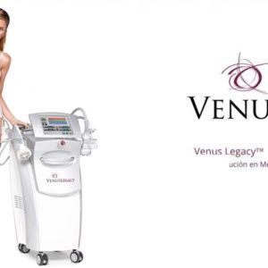 Elimina la Flacidez y la Grasa con Venus Legacy.
