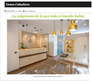 Screenshot 2018 12 17 at 12.56.59 Gema Cabañero y Oxigénesis en un día en Madrid Madrid