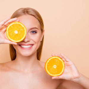 Vitamina C en Cosmética