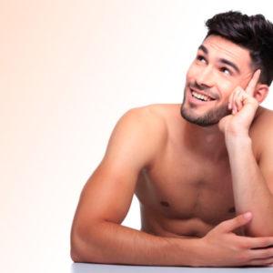 Tratamientos de estética para hombres, gustarse para gustar.