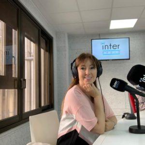 Gema Cabañero en Radio Inter