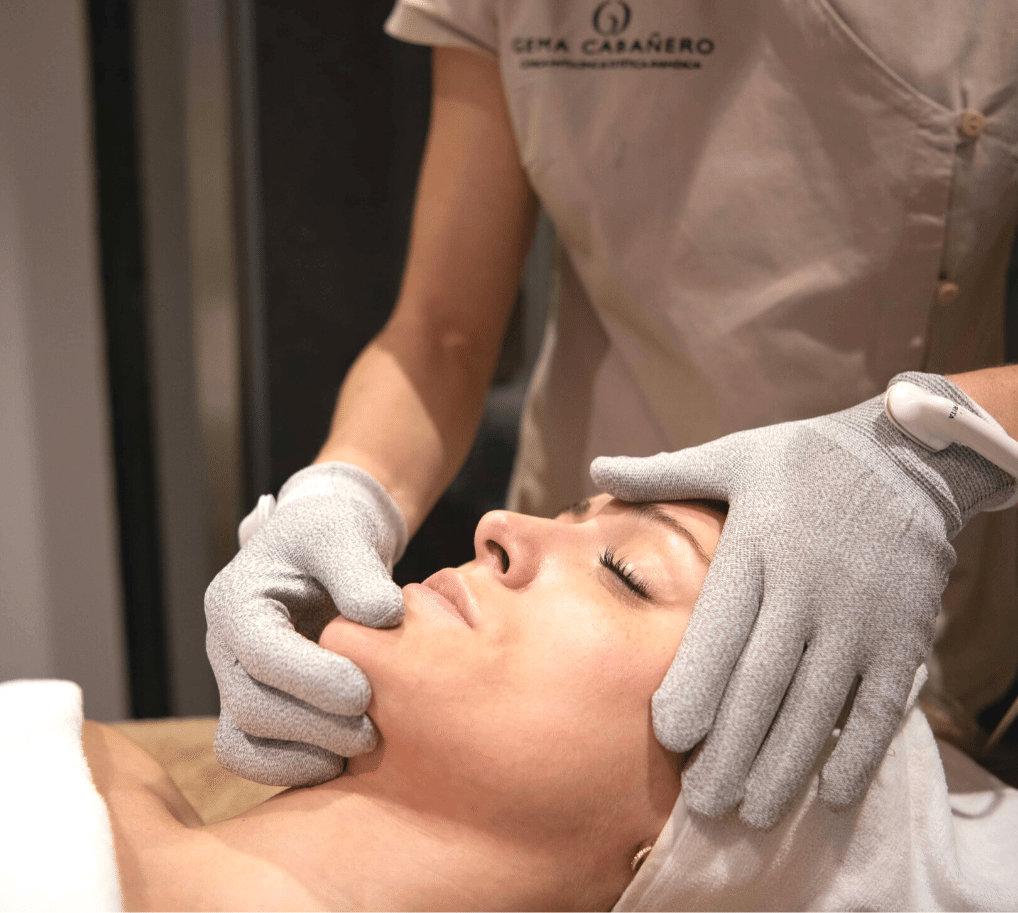 Faciales - arrugas y rejuvenecimiento - ANTIARRUGAS CINETIC SILVER GLOVES