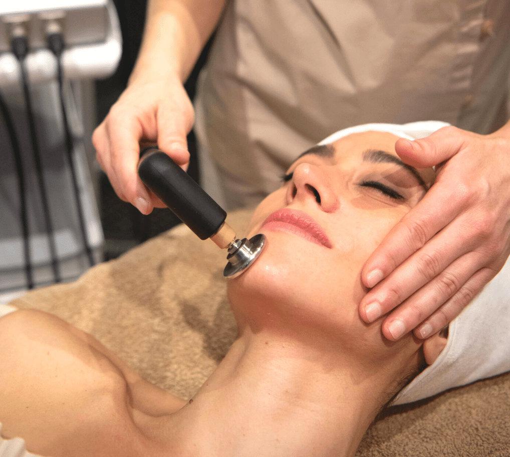 Faciales - higiene y oxigenacion - HIGIENE EQUILIBRANTE