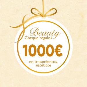 Cheque Regalo 1000€