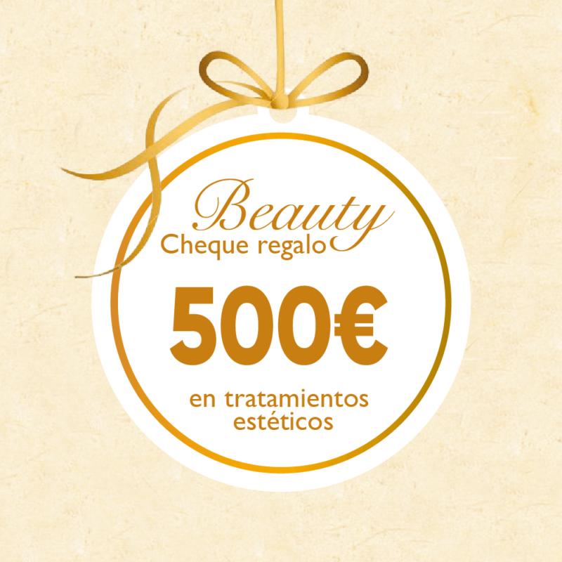 Cheque Regalo 500€
