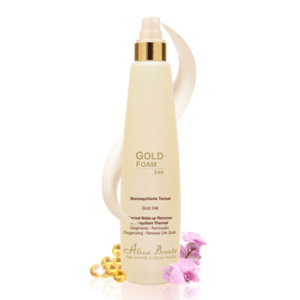 Gold Foam 24K 200ml | Alissi Bronte