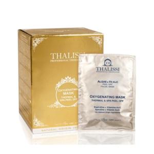 Oxygenating Mask Thermal & Spa Peel Off 10u x 30g - Thalissi