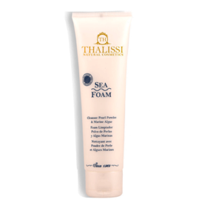 Sea Foam Con Polvo De Perlas Y Algas Marinas 100ml - Thalissi