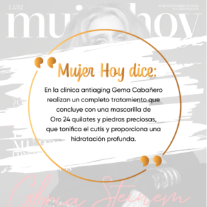 Mujer Hoy Quote