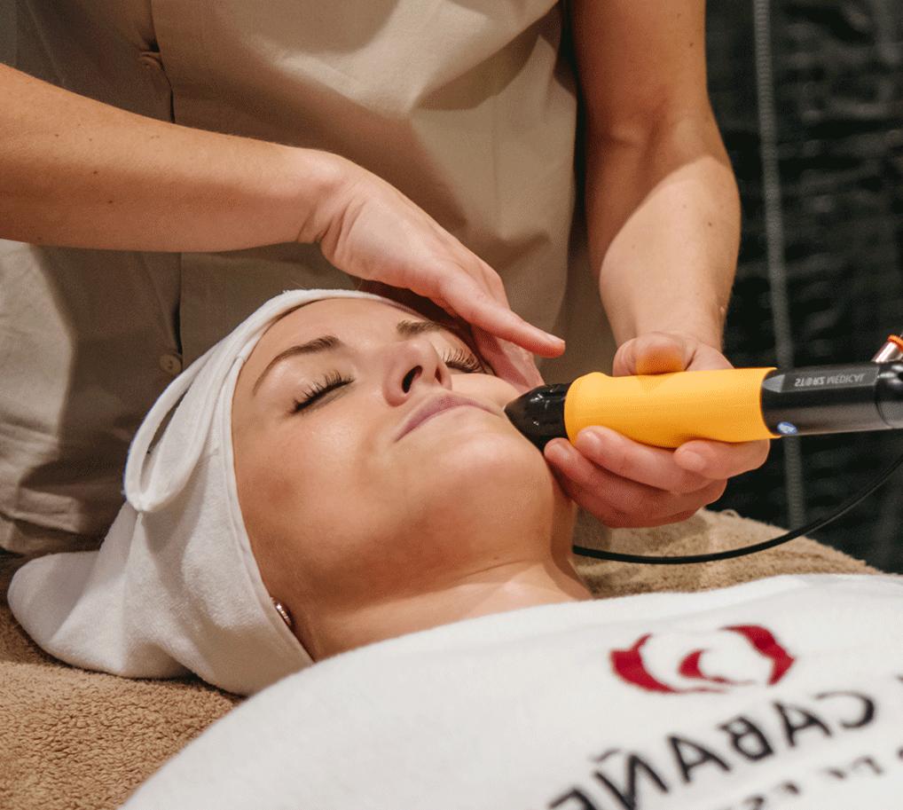 AWTfacial2 Ondas AWT Skin Care Madrid