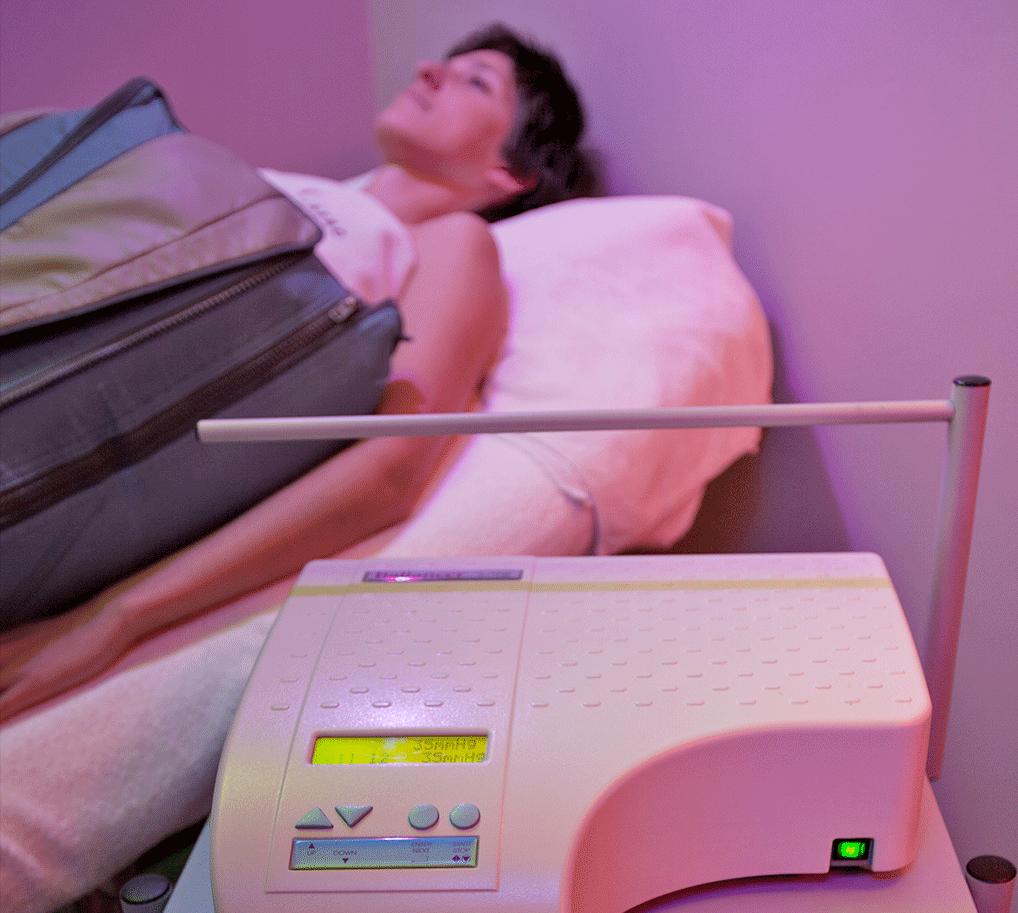 Presoterapia Drenaje Linfático Mecánico