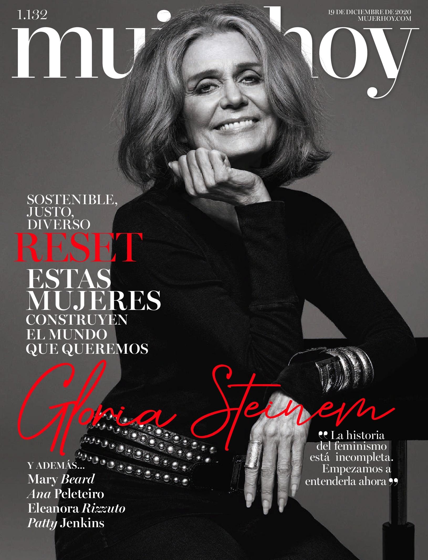 Portada de Mujer Hoy Revista